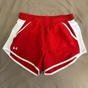 Under Armour Team Fly-By Running Shorts